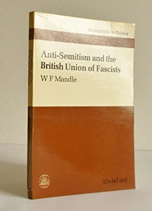 Anti-Semitism and the British Union of Fascists