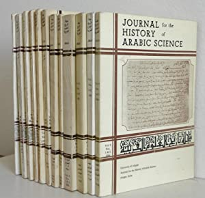 Journal for the History of Arabic Science,