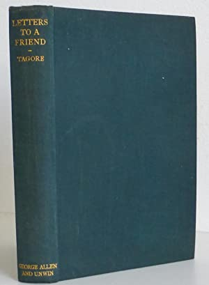 Rabindranath Tagore, Letters to a Friend: Andrews, C.F.