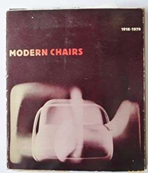 Modern Chairs 1918-1970, an International Exhibition Presented: Whitechapel Art Gallery