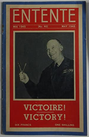 Entente, Victoire/Victory, no. 40, May 1945