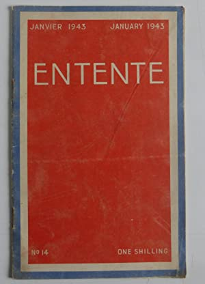 Entente, no. 14, January 1943