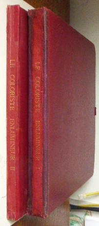 Le Coloriste Enlumineur, Annees 1-3, May 1893 to May 1896 (36 issues)