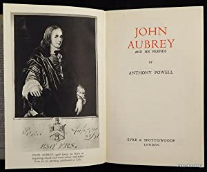John Aubrey and his friends: Powell, Anthony