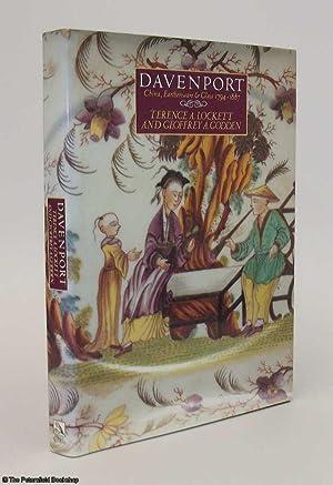 Davenport, China, Earthenware & Glass 1794-1887: Lockett (Terence A.) & Geoffrey A. Godden
