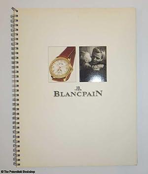 Catalogue J.B. Blancpain: Anon