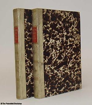 Erinnerungen aus den Jahren 1837, 1838 und 1839 [Two Voumes]: Lichnowsky, (Felix)