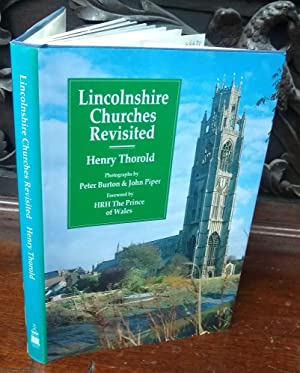 Lincolshire Churches Revisited