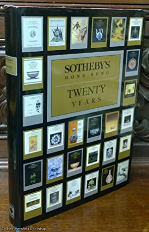 Sotheby's Hong Kong. Twenty Years 1973 - 1993
