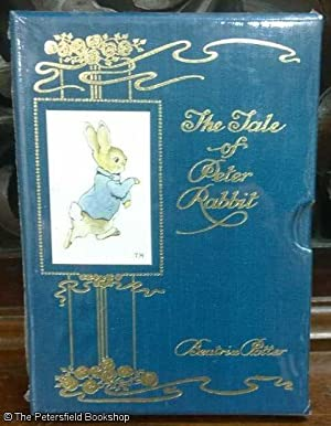 The Tale Of Peter Rabbit (The De Luxe Centenary Edition)
