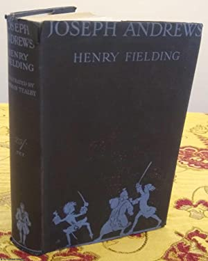The History of the Adventures of Joseph Andrews and his Friend Mr. Abraham Adams.
