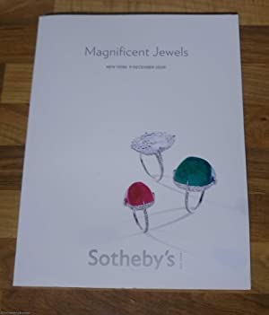 Magnificent Jewels. New York 9 December 2009 (Sale Catalogue)