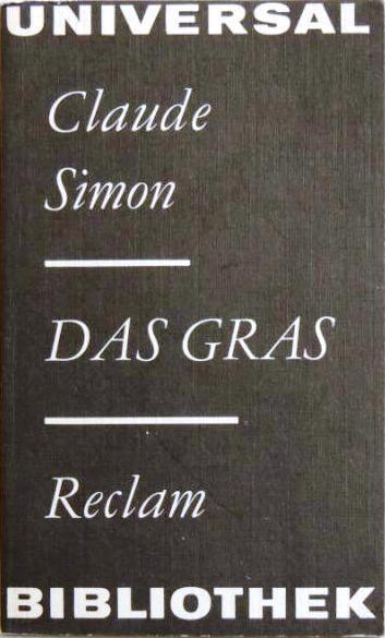 Das Gras: Simon, Claude