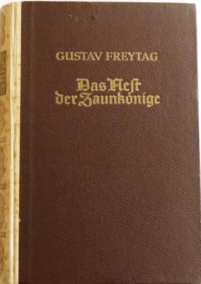 Das Nest Der Zaunkonige Band 25 Von Freytag Gustav Leipzig Otto