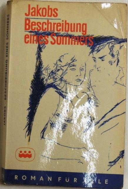 Beschreibung eines Sommers; Roman