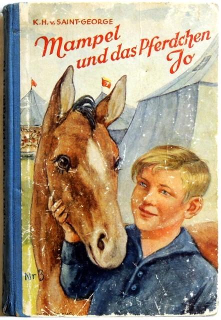 Mampel und das Pferdchen Jo: Saint-George, Karl-Heinz von