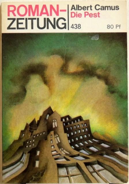 Die Pest;: Camus, Albert