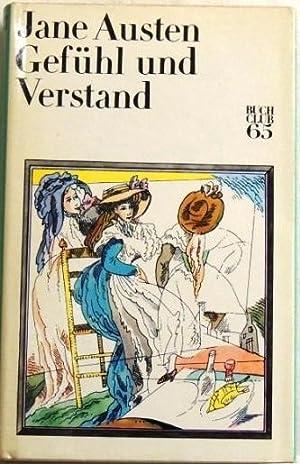 Gefühl und Verstand;: Austen, Jane