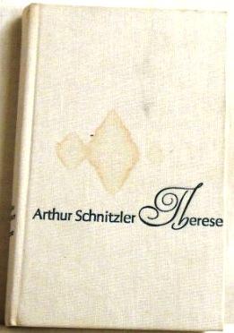 Therese; Chronik eines Frauenlebens;: Schnitzler, Arthur
