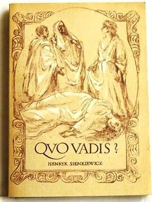 Quo vadis? Roman: Sienkiewicz, Henryk