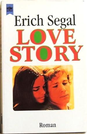 Love Story; Roman;: Segal, Erich