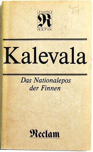 Kalevala; Das Nationalepos der Finnen: Steinitz, Wolfgang