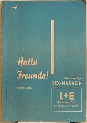 L + E - Liebe und Ehe.