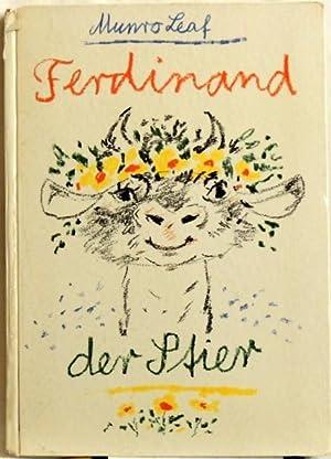 Ferdinand, der Stier;: Leaf, Munro.