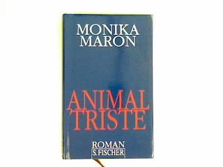 Animal Triste .: Maron, Monika: