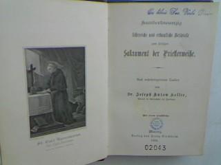 Hundertneunzig lehrreiche und erbauliche Beispiele zum heilige: Keller, Josef Anton: