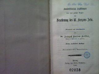 Hundertfünfzig Erzählungen von dem großen Nutzen der: Keller, Josef Anton: