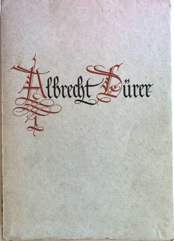 albrecht drer sein leben und seine knstlerische flechsig eduard - Albrecht Drer Lebenslauf