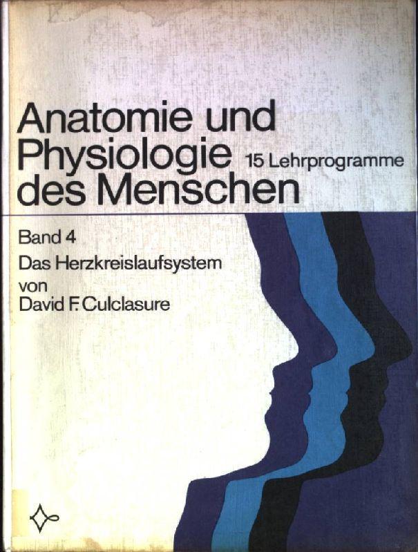 anatomie und physiologie des menschen 15 lehrprogramme von david f ...