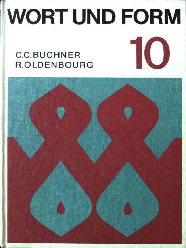 Wort und Form; Teil: 10.: Kessler, Hermann und