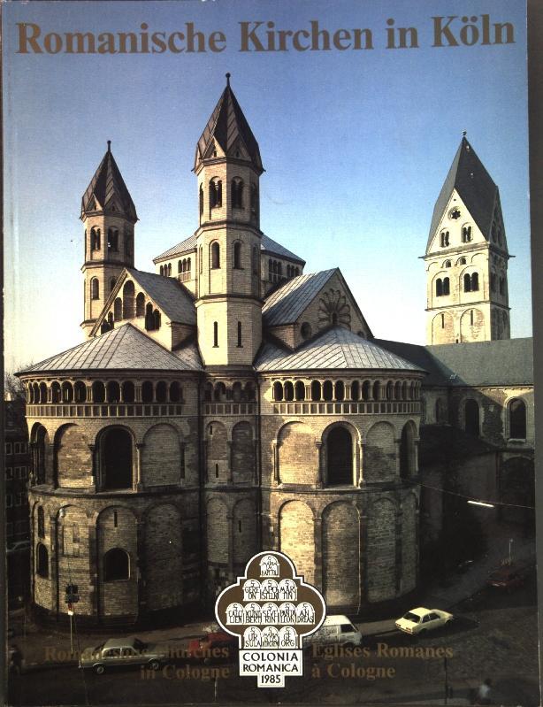 Köln Romanische Kirchen