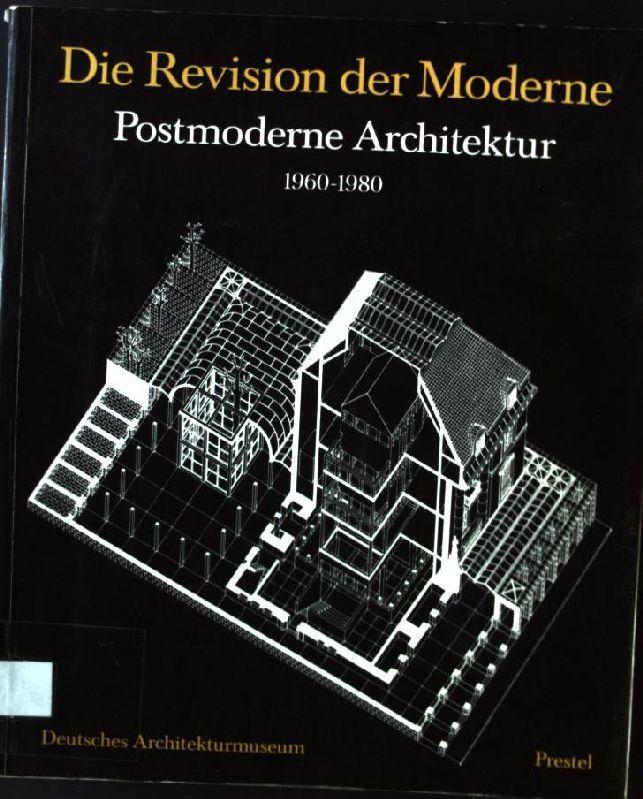 Postmoderne architektur 1960 von klotz zvab for Architektur 1960