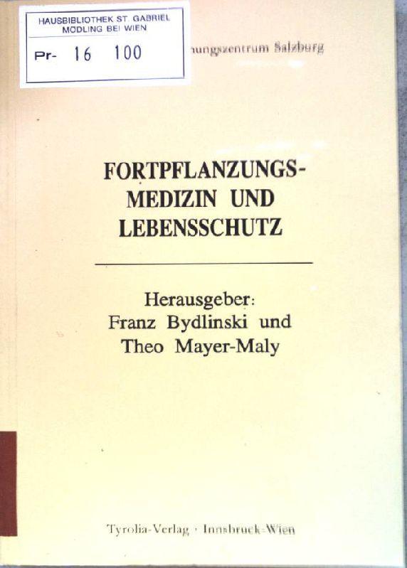 Warnen Fortpflanzungsmedizin Und Lebensschutz Bücher Veröffentlichungen Des Internationales F Studium & Wissen