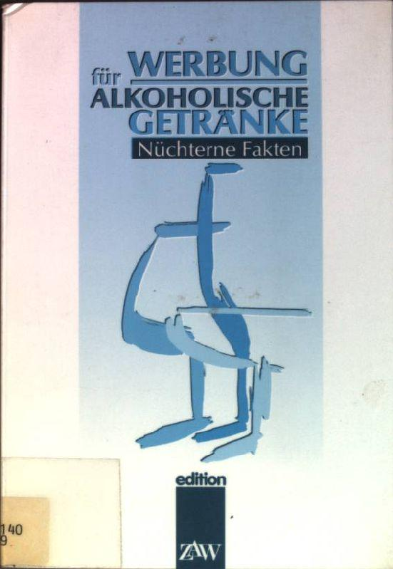 werbung für alkoholische von nickel - ZVAB