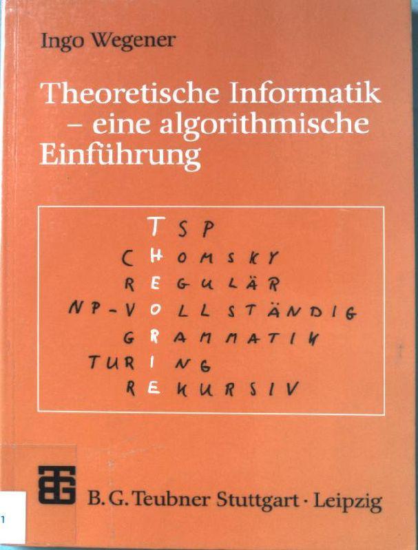theoretische informatik eine kompakte einfuhrung springer lehrbuch