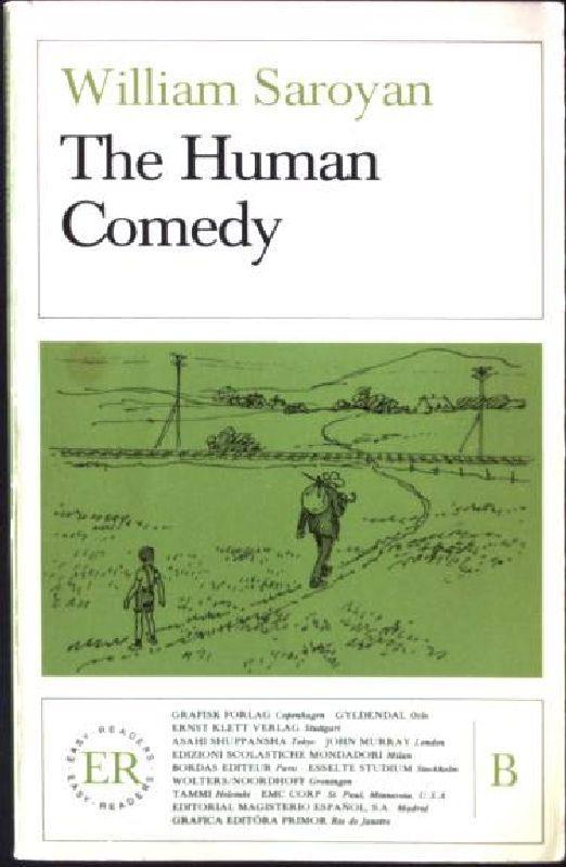 the human comedy by william saroyan Libros todos los géneros búsqueda avanzada novedades los más vendidos libros de texto inglés otros idiomas infantiles y juveniles libros universitarios y de.