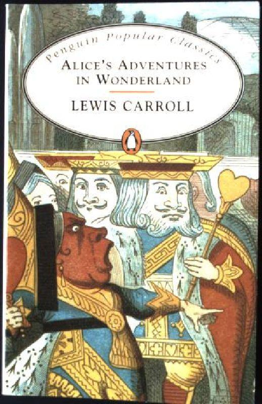 ALICE'S ADVENTURES IN WONDERLAND.: Carroll, Lewis.: