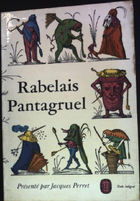 Pantagruel.: Rabelais: