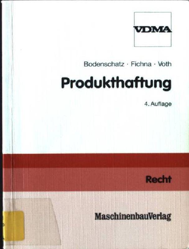 Produkthaftung im Vergleich USA und Europa (German Edition)