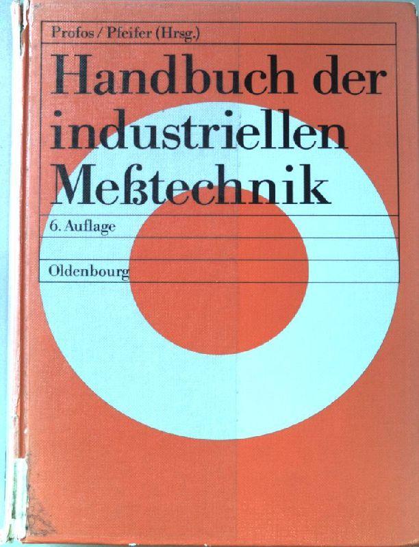 handbuch der industriellen messtechnik