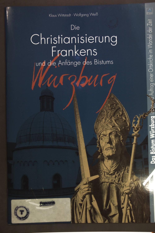Die Christianisierung der Franken (German Edition)