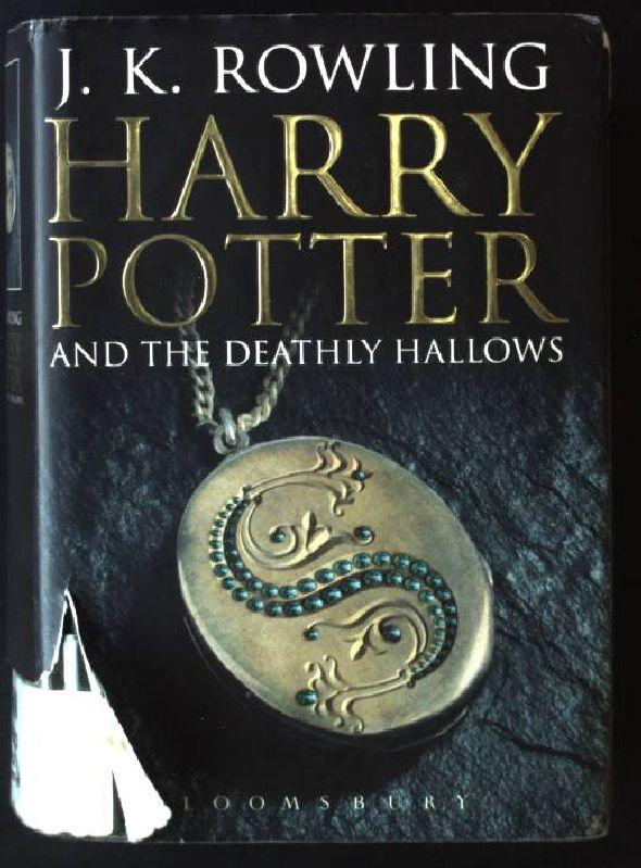 harry potter and the deathly hallows pdf j.k.rowling