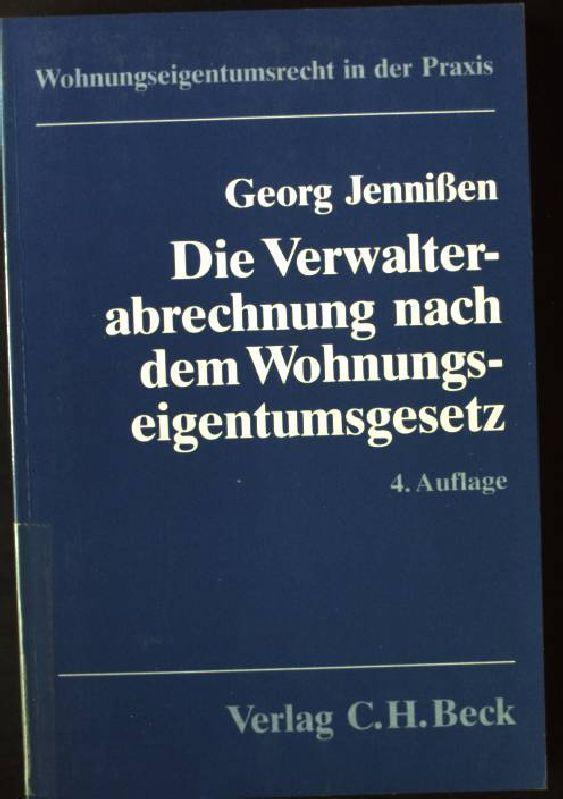 Georg Jennißen Zvab