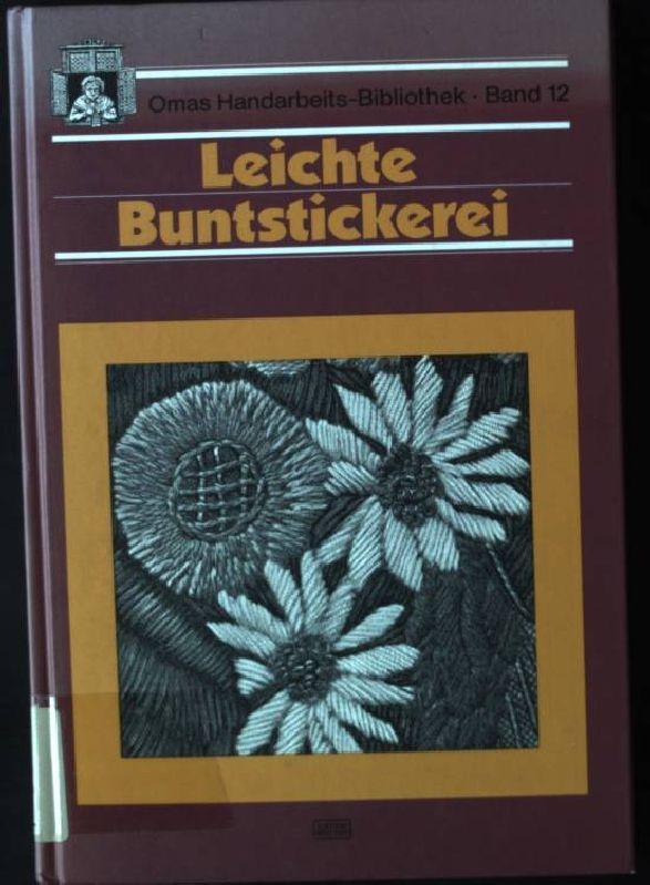buntstickerei - AbeBooks