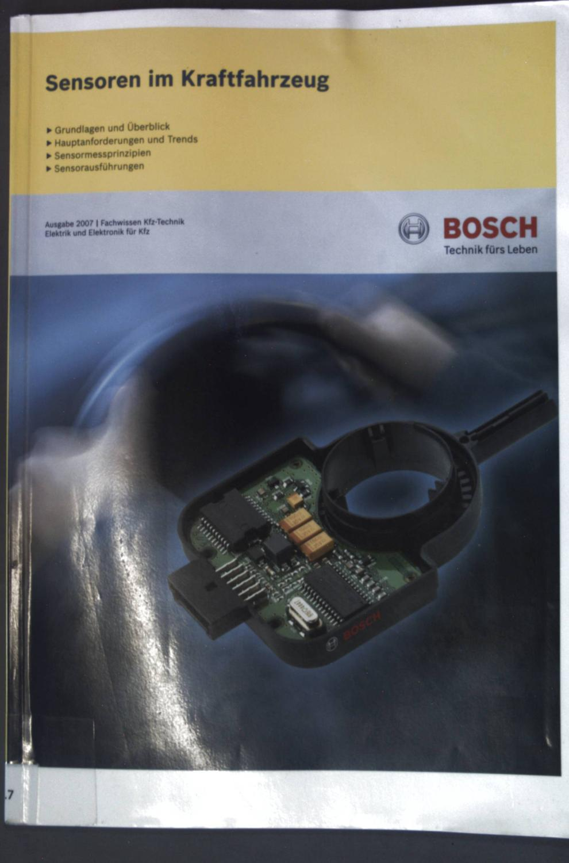 sensoren im kraftfahrzeug - ZVAB