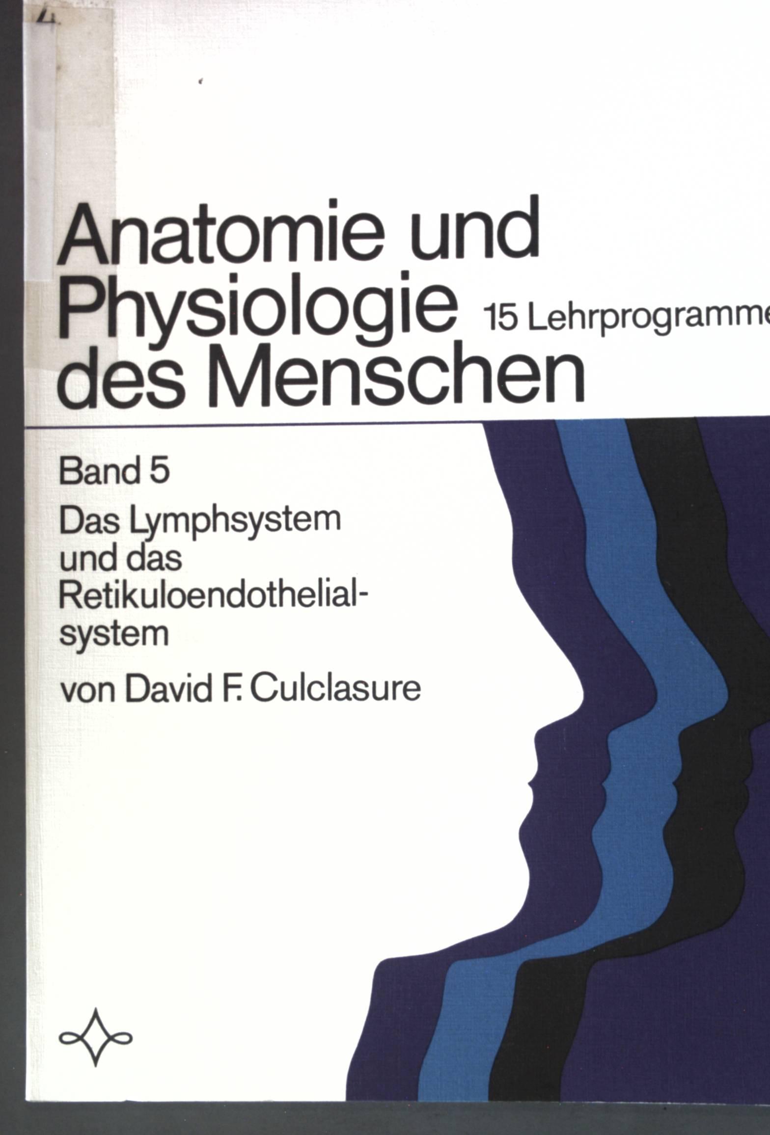 das lymphsystem und von culclasure - ZVAB